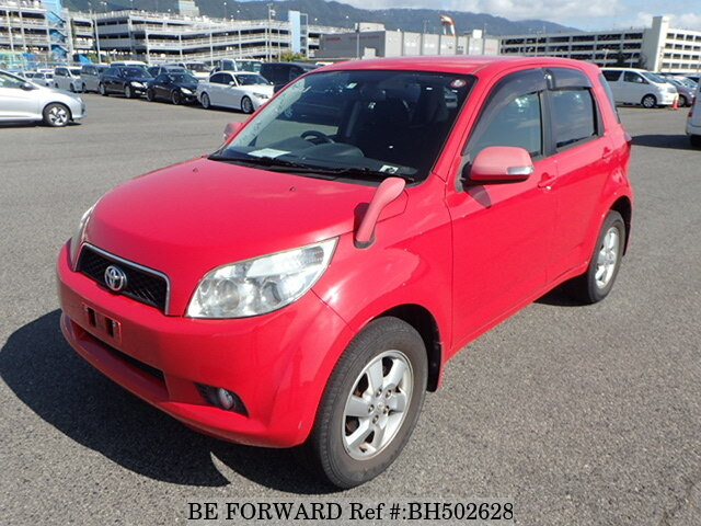 Used 2007 TOYOTA RUSH BH502628 for Sale