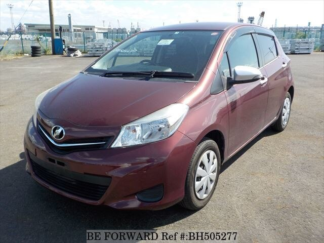 Used 2011 TOYOTA VITZ BH505277 for Sale