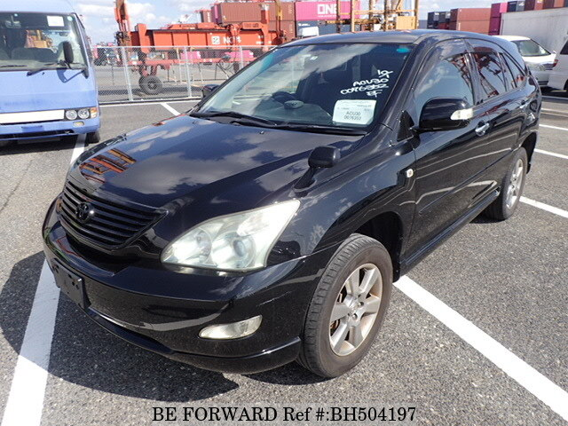 Used 2007 TOYOTA HARRIER BH504197 for Sale