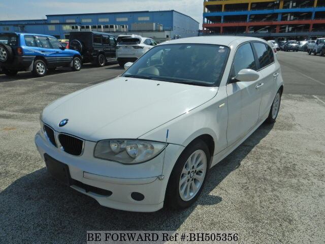 Used 2006 BMW 1 SERIES BH505356 for Sale