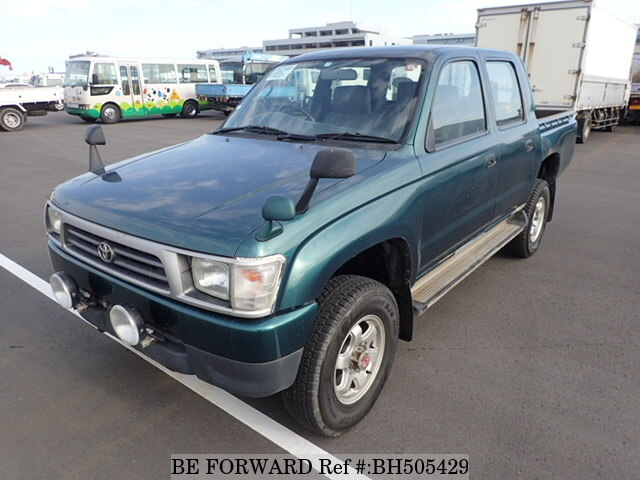 Used 1997 TOYOTA HILUX BH505429 for Sale