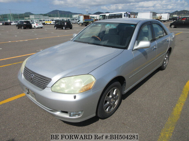 Used 2001 TOYOTA MARK II BH504281 for Sale