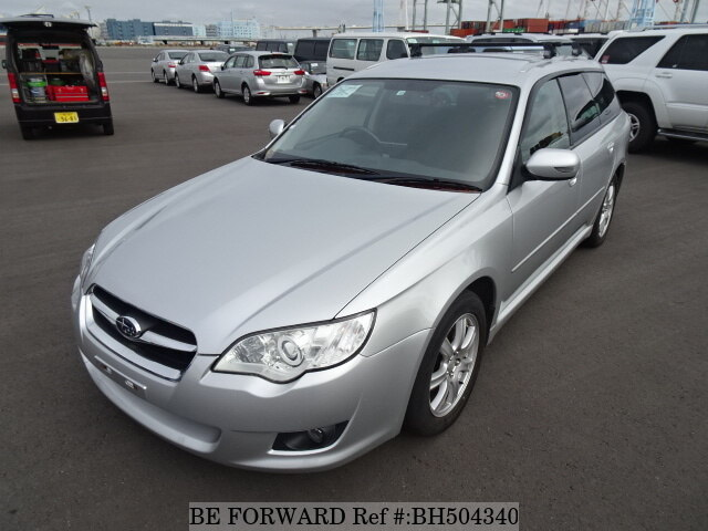 Used 2006 SUBARU LEGACY TOURING WAGON BH504340 for Sale