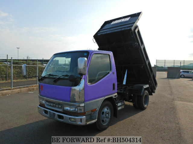 Used 1997 MITSUBISHI CANTER BH504314 for Sale