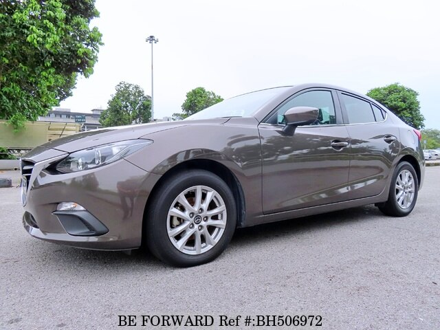 Used 2015 MAZDA MAZDA3 BH506972 for Sale