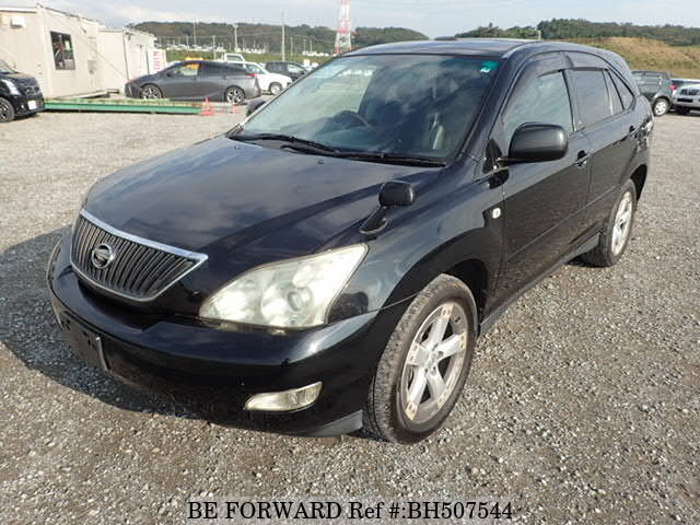 Used 2004 TOYOTA HARRIER BH507544 for Sale