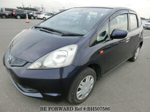 Used 2010 HONDA FIT BH507586 for Sale