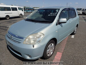 Used 2006 TOYOTA RAUM BH507270 for Sale