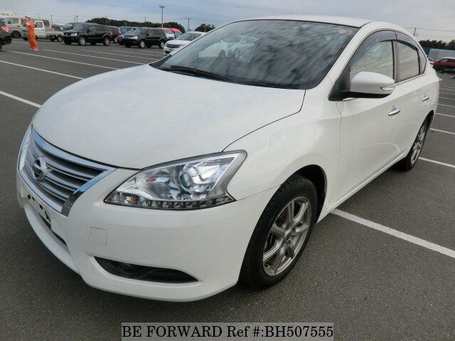 Used 2013 NISSAN SYLPHY BH507555 for Sale