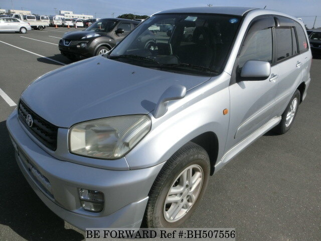 Used 2003 TOYOTA RAV4 BH507556 for Sale