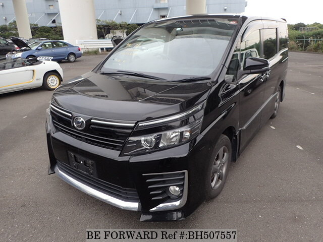 Used 2014 TOYOTA VOXY BH507557 for Sale