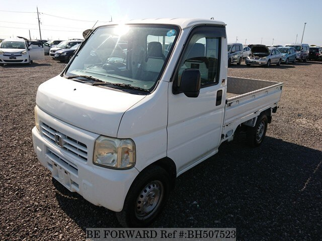 Used 2006 HONDA ACTY TRUCK BH507523 for Sale