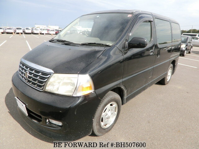 Used 2000 TOYOTA GRAND HIACE BH507600 for Sale