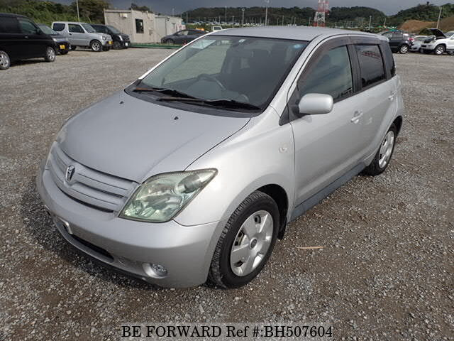 Used 2004 TOYOTA IST BH507604 for Sale