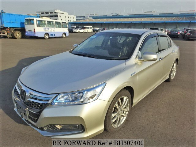 Used 2013 HONDA ACCORD HYBRID BH507400 for Sale