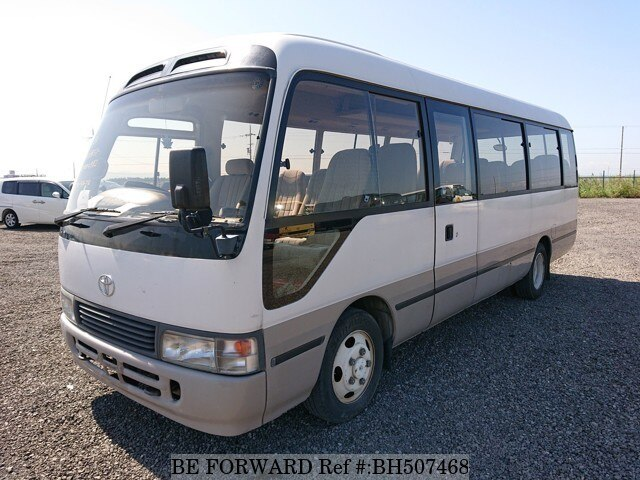 Used 1998 TOYOTA COASTER BH507468 for Sale