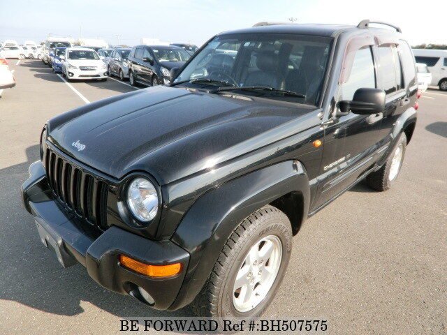 Used 2004 JEEP CHEROKEE BH507575 for Sale