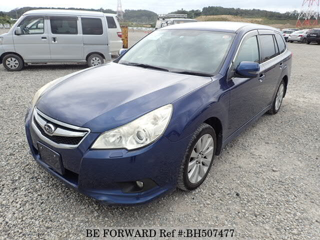 Used 2010 SUBARU LEGACY TOURING WAGON BH507477 for Sale