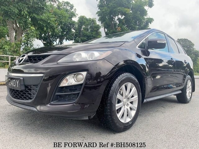 Used 2010 MAZDA CX-7 BH508125 for Sale