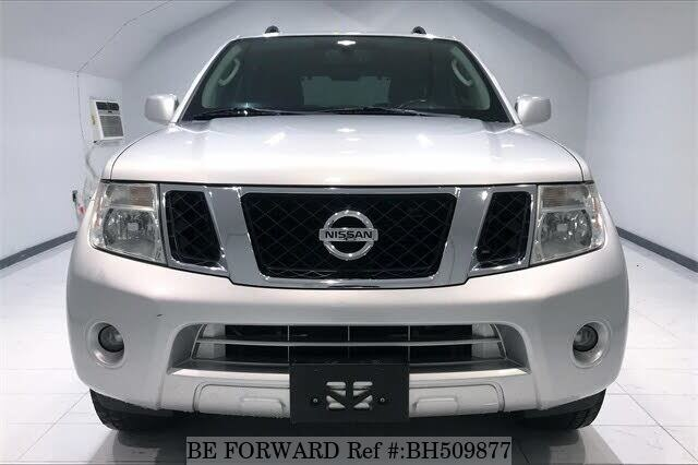 Used 2011 NISSAN PATHFINDER BH509877 for Sale