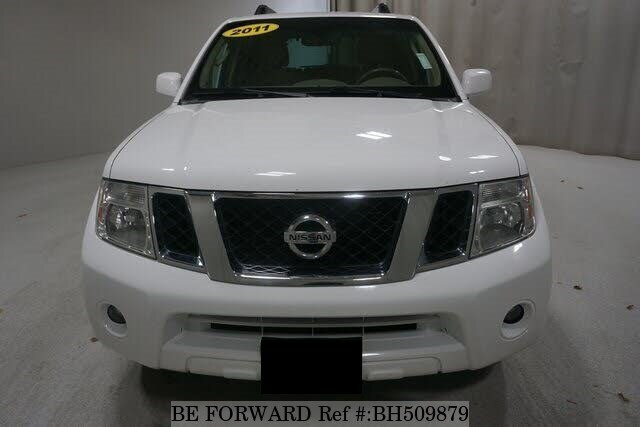 Used 2011 NISSAN PATHFINDER BH509879 for Sale