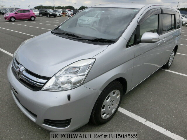 Used 2012 TOYOTA ISIS BH508522 for Sale
