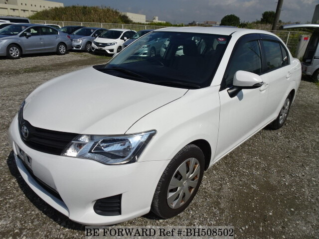 Used 2014 TOYOTA COROLLA AXIO BH508502 for Sale
