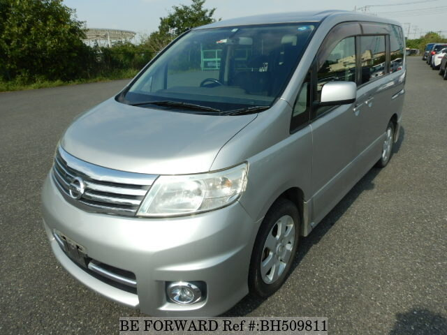 Used 2007 NISSAN SERENA BH509811 for Sale