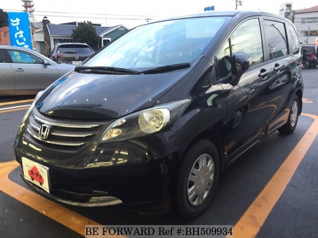 Used 2010 HONDA FREED BH509934 for Sale