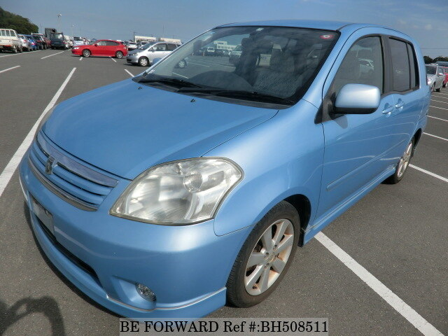 Used 2003 TOYOTA RAUM BH508511 for Sale