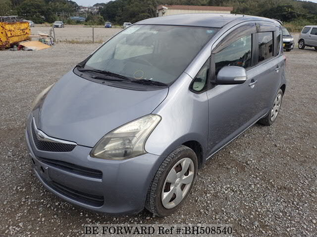 Used 2007 TOYOTA RACTIS BH508540 for Sale