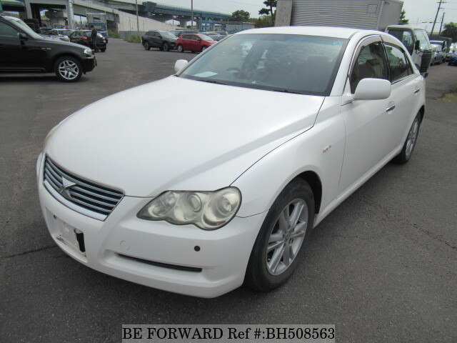 Used 2005 TOYOTA MARK X BH508563 for Sale