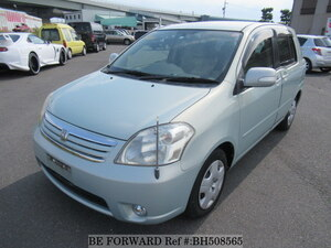Used 2004 TOYOTA RAUM BH508565 for Sale