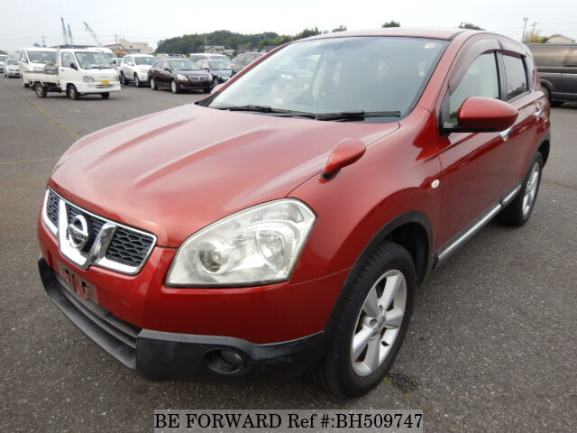 Used 2010 NISSAN DUALIS BH509747 for Sale