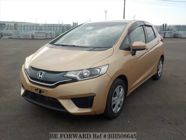 Used 2014 HONDA FIT BH508645 for Sale