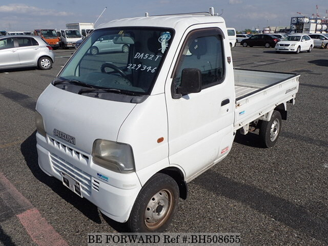 Used 2000 SUZUKI CARRY TRUCK BH508655 for Sale