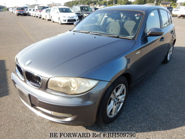 Used 2007 BMW 1 SERIES BH509790 for Sale