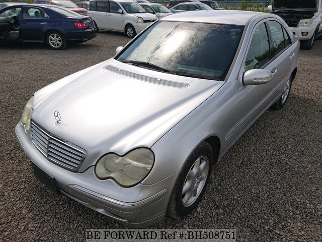 Used 2001 MERCEDES-BENZ C-CLASS BH508751 for Sale