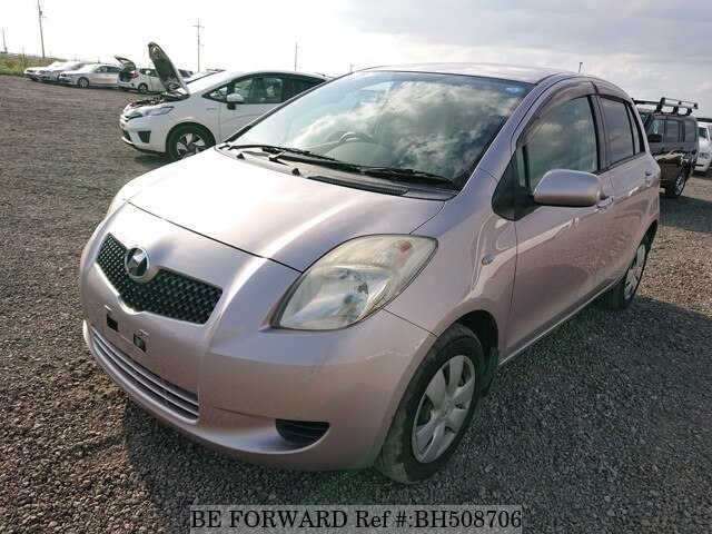 Used 2005 TOYOTA VITZ BH508706 for Sale
