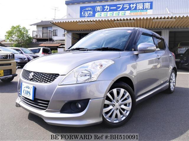 Used 2011 SUZUKI SWIFT BH510091 for Sale