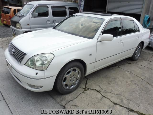 Used 2002 TOYOTA CELSIOR BH510093 for Sale