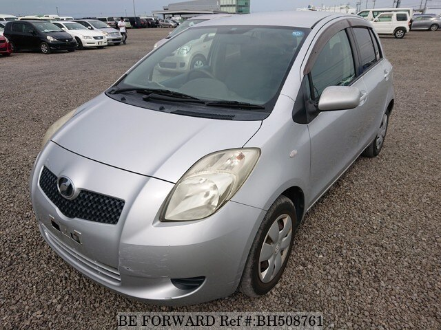 Used 2007 TOYOTA VITZ BH508761 for Sale