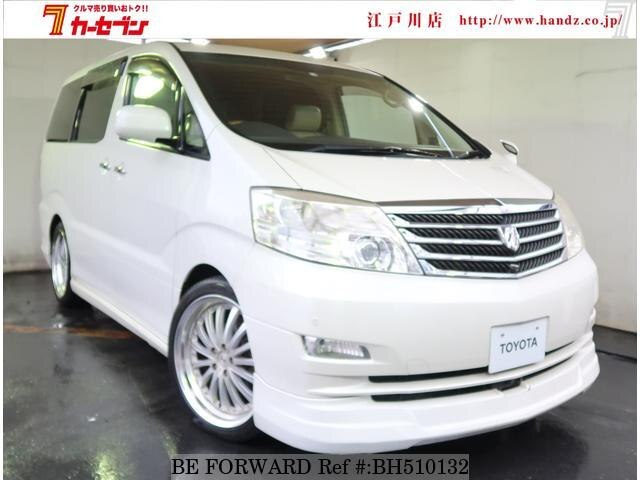 Used 2006 TOYOTA ALPHARD BH510132 for Sale