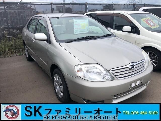 Used 2003 TOYOTA COROLLA BH510164 for Sale