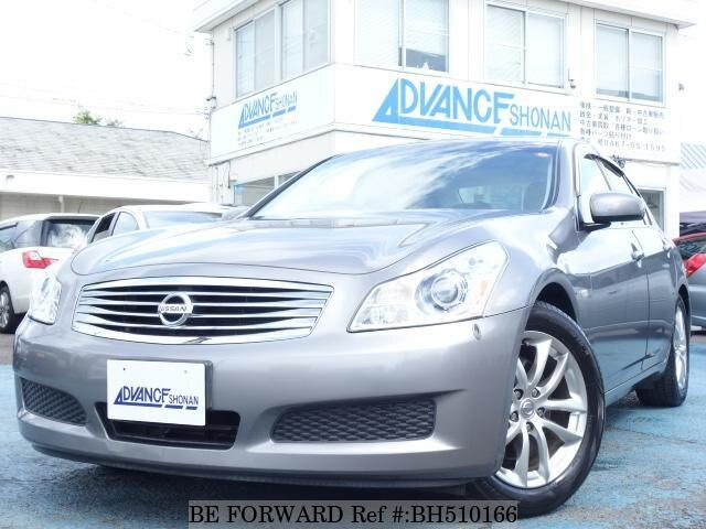 Used 2007 NISSAN SKYLINE BH510166 for Sale