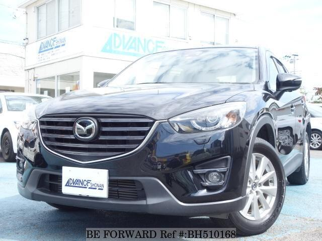 Used 2016 MAZDA CX-5 BH510168 for Sale
