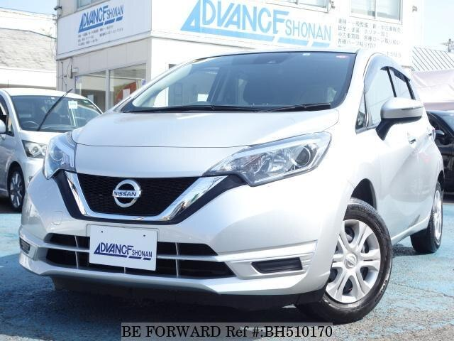 Used 2018 NISSAN NOTE BH510170 for Sale