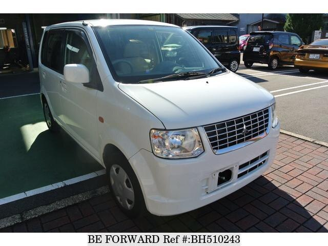 Used 2010 MITSUBISHI EK WAGON BH510243 for Sale