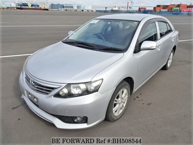 Used 2011 TOYOTA ALLION BH508544 for Sale