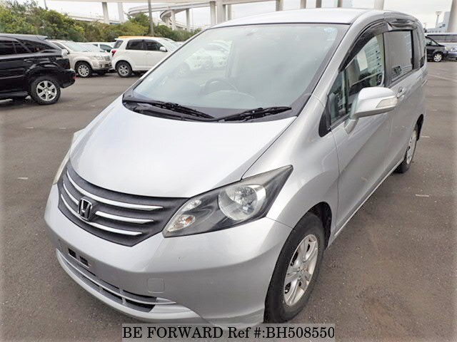 Used 2009 HONDA FREED BH508550 for Sale
